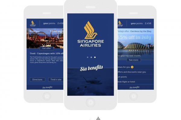 Singapore Airlines APP